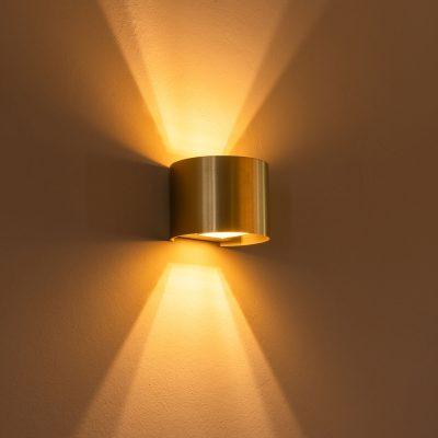 Exklusives Beleuchtungskonzept